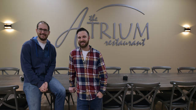 The Atrium to open Monday at new location in JCC building