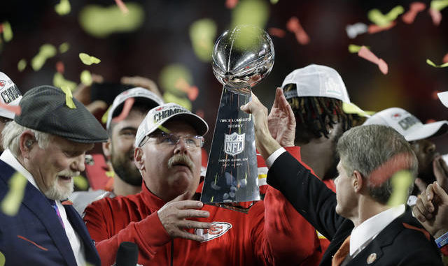 new collection brand new the best After Super Bowl win, Chiefs already eyeing repeat next year ...