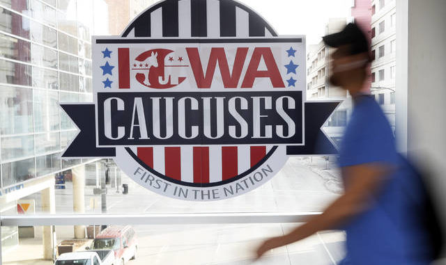 Nevada Democrats won't use same app that botched Iowa caucus