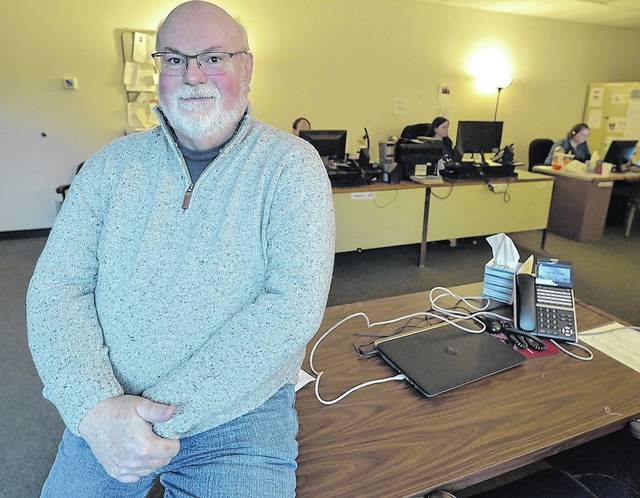 <p>Tom Foley is director of Help Line services at Family Service Association of Northeastern Pennsylvania.</p>                                  <p>Aimee Dilger | Times Leader</p>