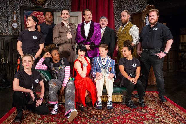 'Play That Goes Wrong' comes to Scranton Cultural Center