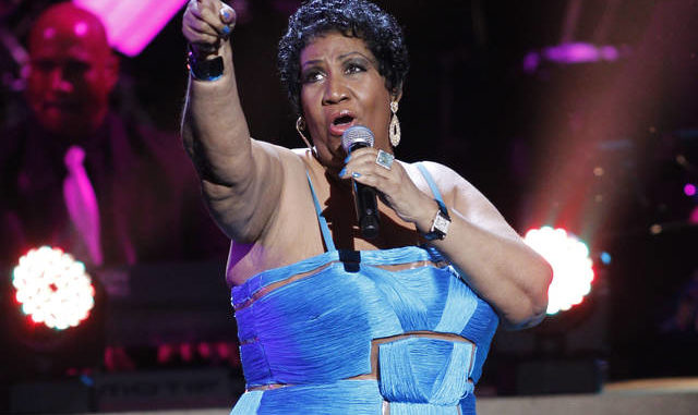 The music of the late Aretha Franklin, who passed away in 2018 at age 76, will be showcased in the PNC Pops Concert, set for Valentine's Day, Feb. 14, at the F.M. Kirby Center in Wilkes-Barre.                                  AP File Photo