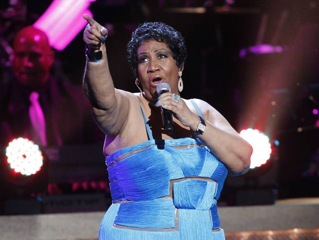 Valentine's Day concert will pay tribute to Aretha Franklin