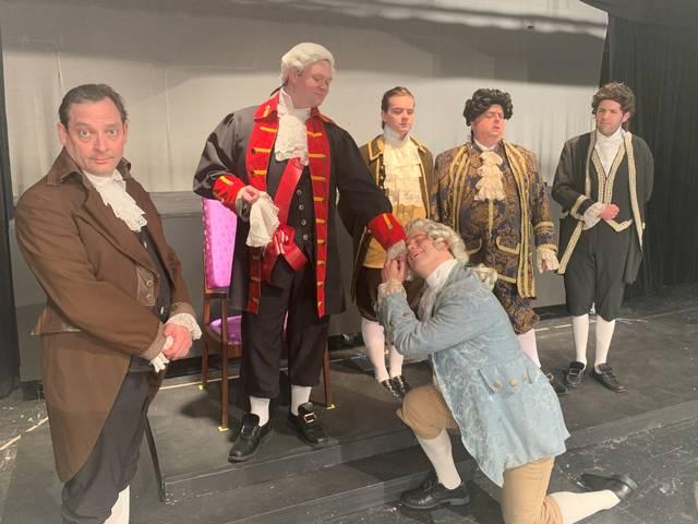 PTPA presents 'Amadeus'at Hazleton's Ferrara Center