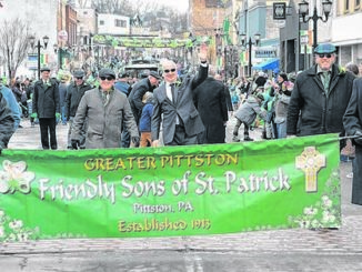Pittston St. Patrick's event details announced
