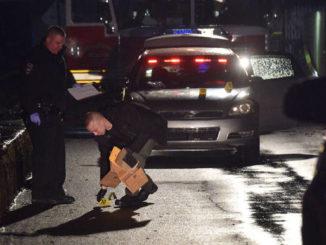 Police investigate Kingston shooting