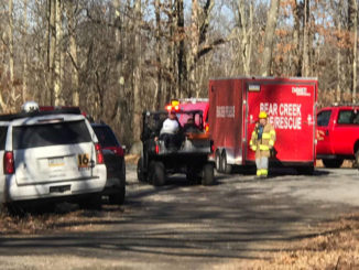 Crews called to Mill Creek Reservoir for water rescue