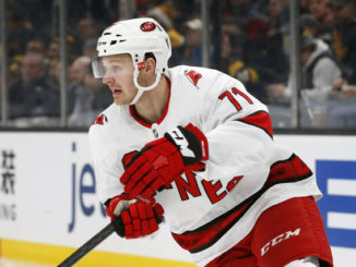 NHL trade winds blow Hurricanes' way in completing 3 deals