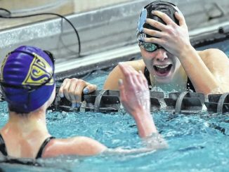 D2-2A swimming: Dallas squads turn in strong opening day performances