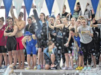 District 2 Swimming: Dallas boys win 3rd straight Class 2A title in impressive fashion