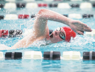 3A swimming: Hazleton Area's Goulstone finishes with a flourish