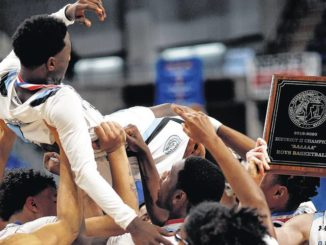 Boys basketball: Wilkes-Barre Area wins Class 6A district title in first season