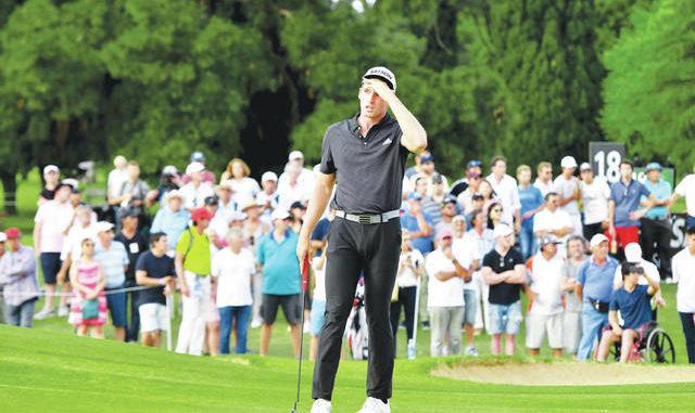 Le diplômé de la région de Pittston, Brandon Matthews, a reçu une exemption pour jouer au Arnold Palmer Invitational de cette semaine à Orlando pour sa première apparition sur le PGA Tour. Tour de la PGA
