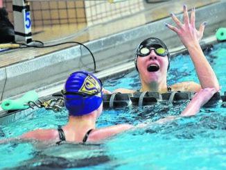 Dallas' record-setting Leonard in line for three PIAA swimming medals