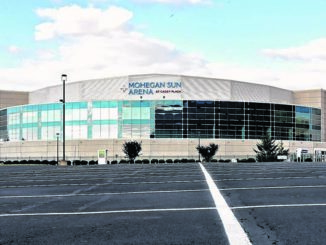 Shows will go on at Mohegan Sun Arena, F.M. Kirby Center — for now