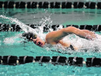 Times Leader Girls co-swimmers of the year: Record runs for Leonard, Roerig