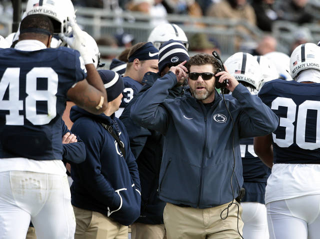 Brent Pry helping keep Nittany Lions in line, on track during health crisis