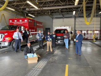 WB Council to meet remotely; Walmart donates to fire department