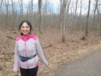 Taking a hike on 'National Walking Day'
