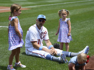 Nats star Zimmerman's AP diary: Reading 'Chocolate Factory'