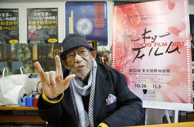 Filmmaker Obayashi, who portrayed war's horrors, dead at 82