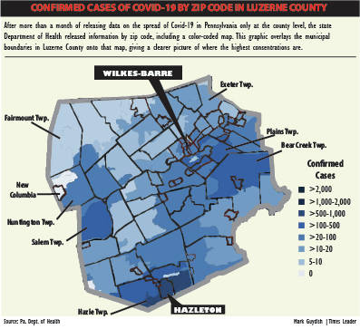 More Coronavirus Deaths In Luzerne County Nursing And Personal
