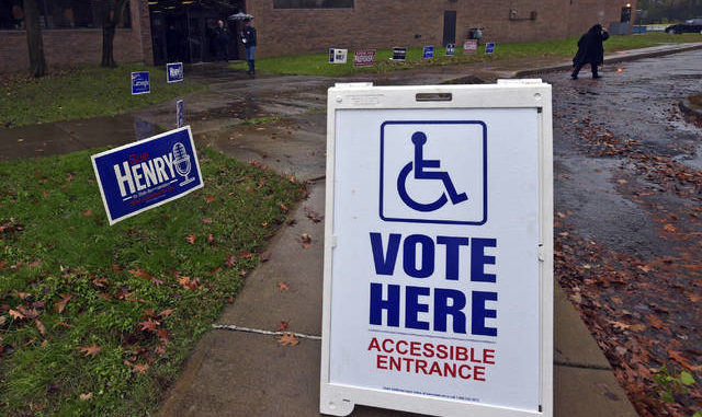 A growth in registered Republicans continues in Luzerne County. File photo