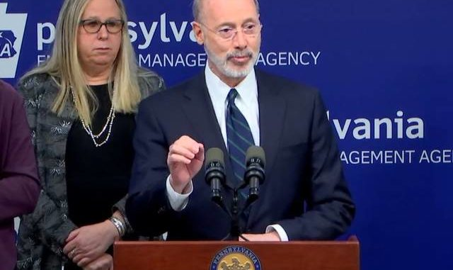 Gov. Wolf To Begin Lifting Restrictions In Centre County May 8