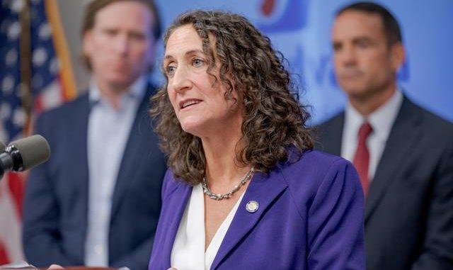 Pennsylvania Secretary of State Kathy Boockvar.
