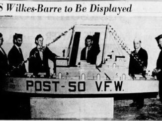Look back: USS Wilkes-Barre replica blown up to celebrate Memorial Day
