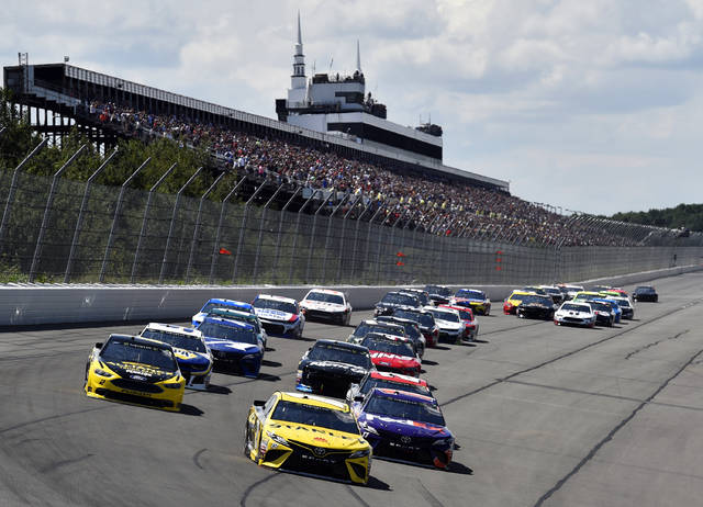 Pocono Raceway announces 2020 NASCAR events will be held without fans