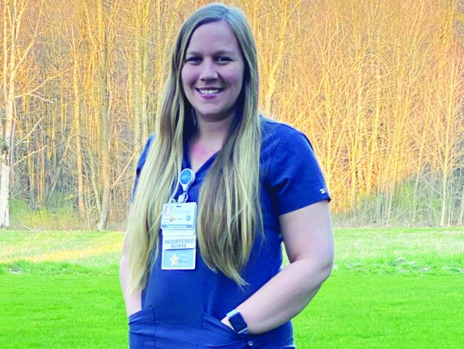 Nurses Month: Kayla Galdieri