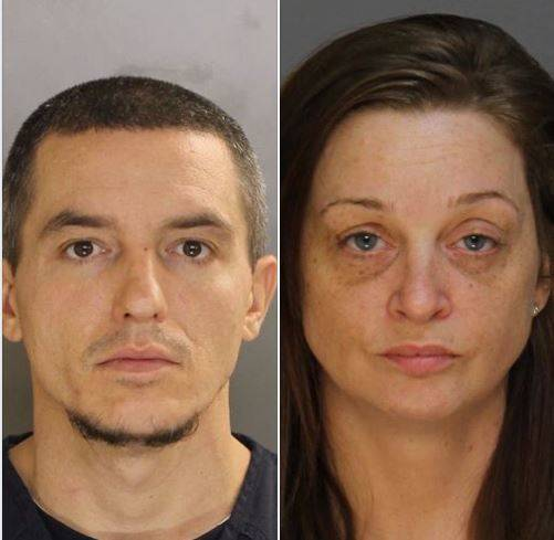 West Hazleton police arrest two people wanted by Bloomsburg police