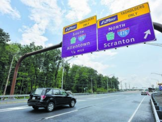 Pennsylvania Turnpike to lay off hundreds of toll collectors