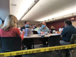Luzerne County's mail-in ballots processed, but more work remains