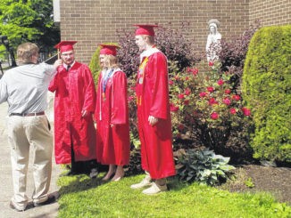 Redeemer grads' day in the sun