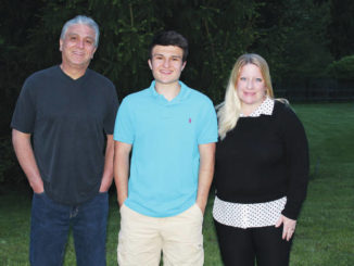 Roppelt receives Canfield Memorial Book Scholarship