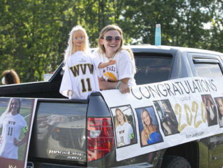 WVW parade fetes Class of 2020 with parade