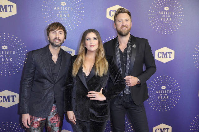 Country group Lady Antebellum changes name to Lady A