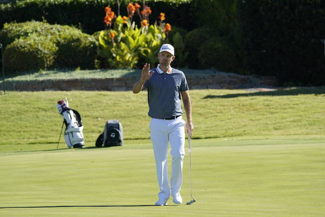 <p>Justin Rose shot a 7-under 63 to tie for the first-round lead with Harold Varner on Thursday at Colonial.</p> <p>David J. Phillip   AP photo</p>
