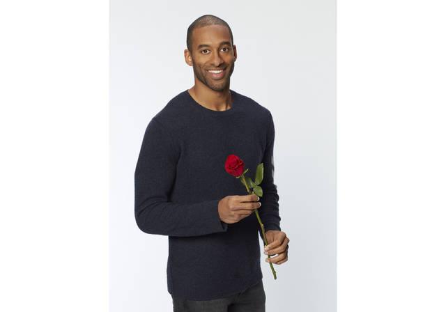 ABC names Matt James as its first black 'Bachelor'