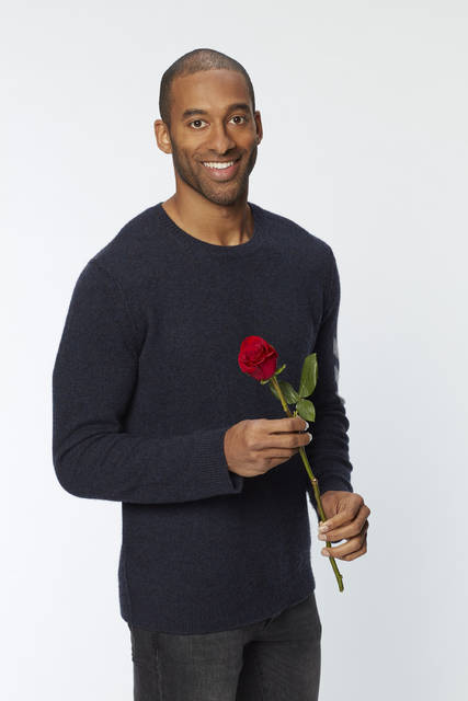 <p>This image released by ABC shows Matt James, who will be the next bachelor on the 25th season of the romance reality series 'The Bachelor.'</p> <p>AP photo</p>