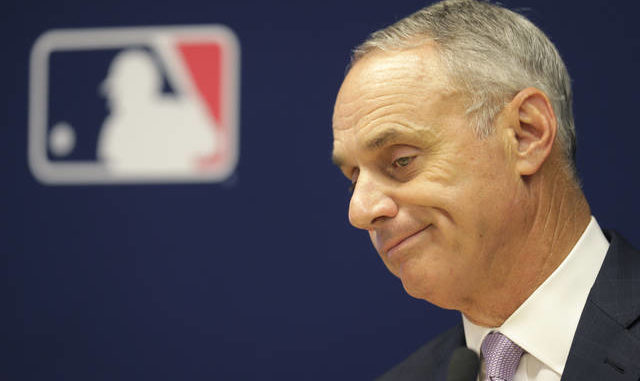 Major League Baseball  makes first offer that includes full prorated salaries