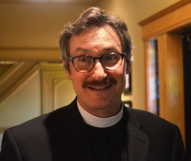 <p>Rev. Thomas Petro</p> <p>Mark Guydish | Times Leader</p>