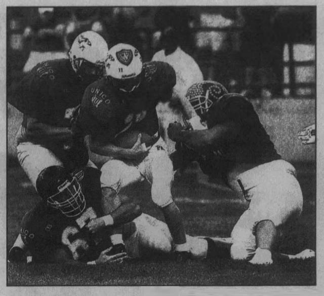 On This Date: UNICO All-Star Football Game got a little heated in 2002 |  Times Leader