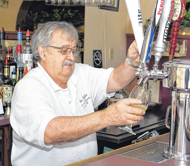 <p>Foglia, 79, is looking forward to serving the public once again at his restaurant he opened 37-years ago, on Main St., Exeter.</p> <p>Tony Callaio   File photo</p>