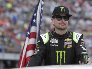 Kurt Busch taking aggressive approach to Pocono Raceway doubleheader this weekend