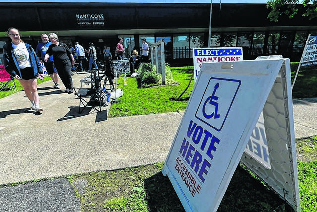 Luzerne County elections officials turn focus to November