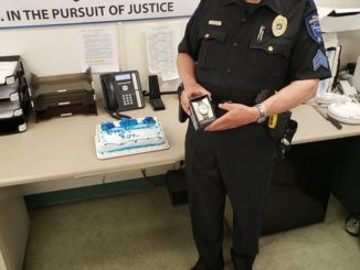 Hanover Twp. Police Sgt. Jarzenbovicz retires after 46 years of service