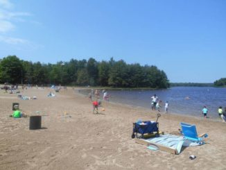 State parks welcome swimmers, with rules